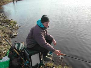 taktik beim feederfischen
